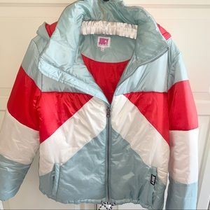 NEW Juicy Couture puffer jacket M